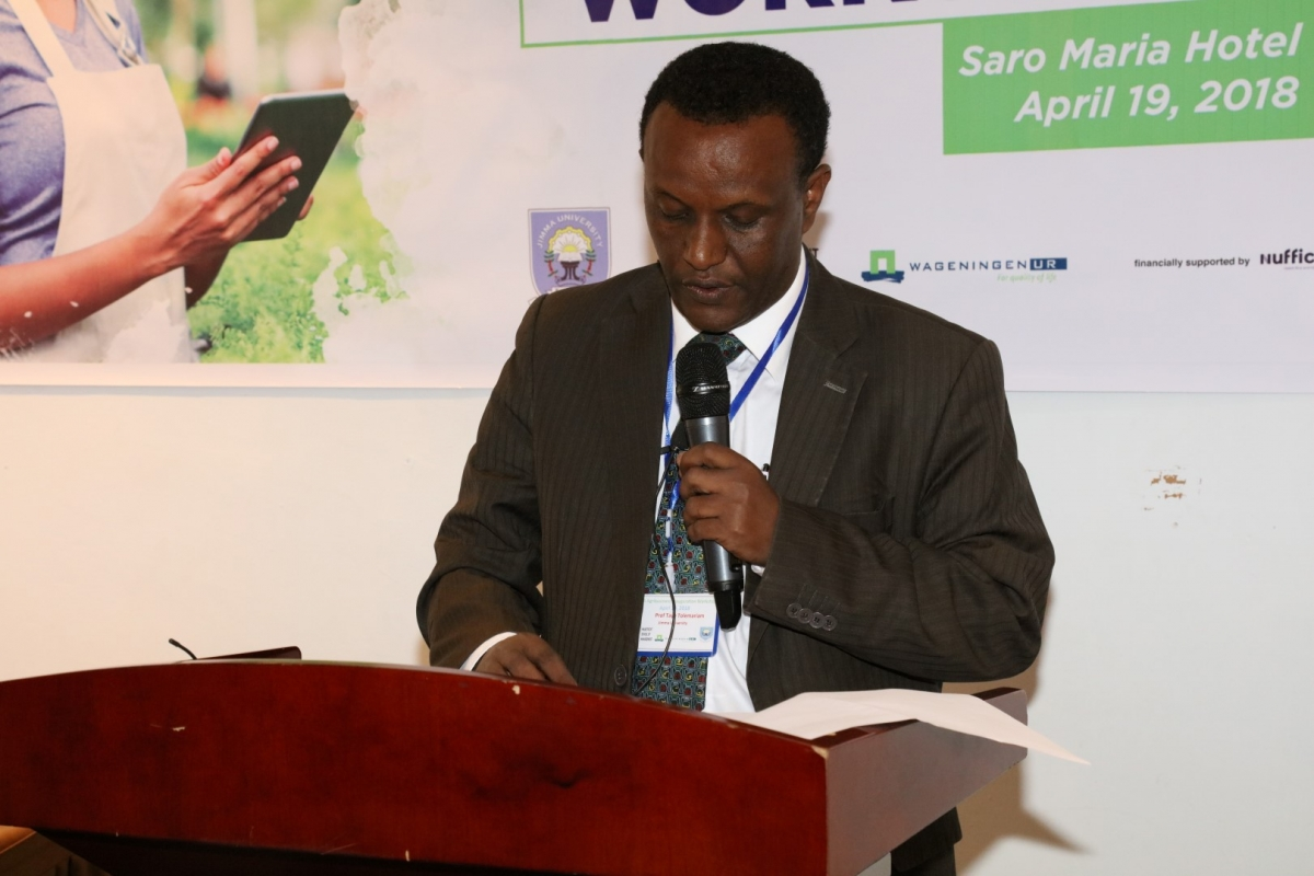 EMBA in Agribusiness, the first of its kind in the horn of Africa is